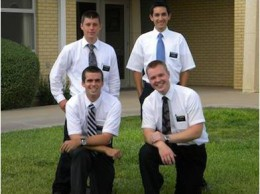 Missionários-Mórmons-Arizona