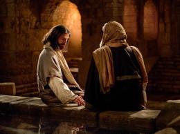 Jesus e nicodemus