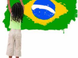 bandeira criança